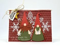 Today I am offering some items from Frantic Stamper. Email all pre orders to darlen. Tiny Mushroom, Reindeer Face, Tiny Tags, Pine Garland, Frantic Stamper, Card Making Supplies, Gnomes, Snowflakes, Backdrops