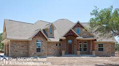 Rugged Craftsman Dream Home Plan - 16851WG - 11