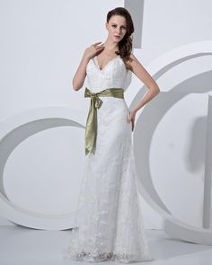 Satin Tulle Sweetheart Embroidered Mermaid Bridal Gown Wedding Dress  Trumpet/Mermaid,Floor Length,Natural,Sweep/Brush Train,V-Neck,Sleeveless,Embroidery,Sashes/Ribbon,Zipper,Tulle,Beach/Destination,Church,Garden/Outdoor,Hall,Spring,Summer,Fall,Winter,