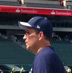 EYESOFWITT : savhcaro: eyesofwitt: Jim at the Dallas...