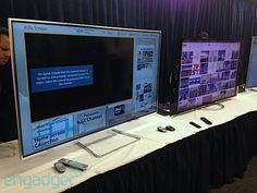 Panasonic 65-inch Smart VIERA WT600 Ultra HD TV (eyes-on)
