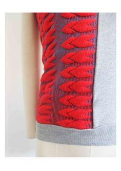 Knitting inspiration from LEAH MERRICK