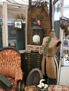 All Things Beautiful: Finding Inspiration {Marburger Farms Antique Show}