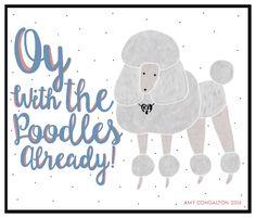 GILMORE GIRLS NOVEMBER One of my all time favourite quotes!  Oy With The Poodles Already! - Day 3 #netflix #gilmoregirls #gilmoregirlsrevival #gilmore #ggrevival #lorelaigilmore #laurengraham #rorygilmore #alexisbledel #lorelaiandluke #roryandjess #november #coffeelover #netflixso #153DaysofGilmore #GilmoreGirls #gilmoregirlsfanfest #AYearinTheLife #Gilmoregirls #teamjess #starshollow #art #illustration #draw #instaart #arthriticartist #arthritis #illustratorsofinstagram #yayeveryday2016…
