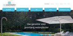 Website CBC-Zwembaden