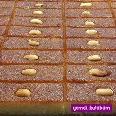 How to make shambali dessert? easy shambali recipe, different shambali recipe, easy dessert recipes, baking sherbet of shambali dessert, different dessert recipes - Dinner Recipe Homemade Desserts, Sweet Desserts, Easy Desserts, Homemade Recipe, How To Make Cake, Food To Make, Cookie Recipes, Dessert Recipes, Turkish Sweets
