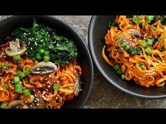 3 Vegan Veggie Pasta Dishes – Rich Bitch Cooking