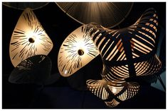 Showcase of MOS products at 2019 Design Johannesburg featuring Rooms on View. Featured products are: CLOUD lamps, RAIN FOREST cluster, FRENCH HAT statement lighting and the MOON LAMP table lamp. French Hat, Cloud Lamp, Light And Shadow, Rain, Table Lamp, Shapes, Lighting, Awesome, Lamps