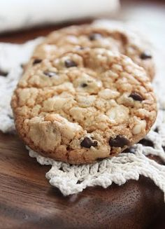 best big fat chewy chocolate chip cookie more cookie monster cookies ...
