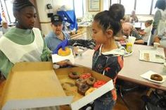 June 5, 2015 Salvation Army Donut Lassies continued their tradition Friday on National Donut Day by serving donuts to military veterans at the Amarillo VA Medical Center.