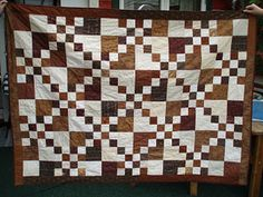 Coffee Latte quilt