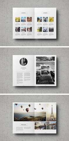 Pocket: A Clean, Image-Centric Portfolio Template For Showcasing Your Work In Style