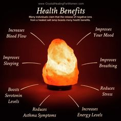 I love salt. Whether its salt water, salty foods, or my latest obsession: Himalayan Salt Lamps. I especially like Himalayan Salt because it reminds me of my many trips to India. Come join me this Fall with YogaFit, as we journey to Rishikesh. Himalayan Salt Benefits, Himalayan Rock Salt Lamp, Salt Rock Lamp Benefits, Healthy Habits, Healthy Tips, New Energy, Natural Health Remedies, Health Benefits, Health And Wellness