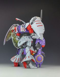GUNDAM GUY: HG 1/144 Gubeley REVIVE [GYABELEY] - Customized Build