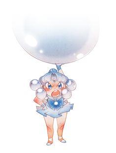 Sailor Moon/ Amazon Quartet/ Palla Palla