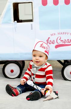DIY Toddler Ice Crea