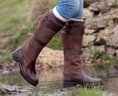 The popular Dubarry Longford Boot, the ideal country boot.