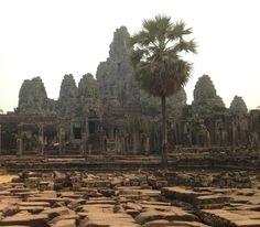 Bayon, Angkor thom.