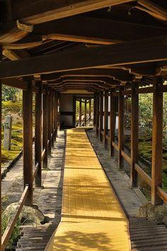 Tenryu-ji temple, Kyoto, Japan. #kyoto #Japan #Travel #photo