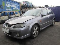 Mazda 323 i solved the problems at idle mazda 323 repairs 2003 mazda 323 f sport salvage category d 053483 fandeluxe Choice Image