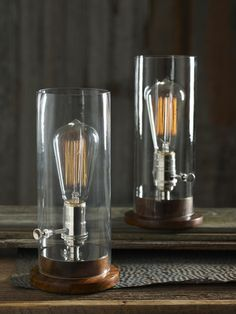 Bulbs lights and edison bulbs on pinterest - Roost edison lamp ...