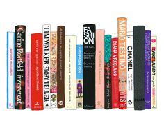 Ideal Bookshelf 505: Fashion, by Jane Mount - 20x200 (from $24)
