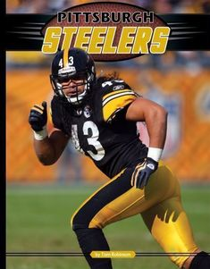 0cb39c75a Pittsburgh Steelers (Inside the NFL)-ExLibrary