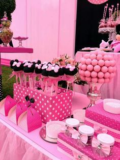 Amazing idea for girl birthday party!