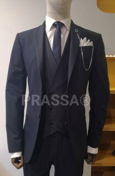 Prassa @lojasprassa Noivo, Pai, Padrinho, Convidado Suit Jacket, Breast, Suits, Jackets, Fashion, Facts, Pai, Groomsmen, Men