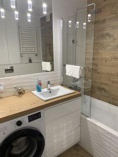 Small Bathroom Plans, Small Bathroom Interior, Bathroom Design Small, Bathroom Storage, Home Room Design, House Design, Minimalist Small Bathrooms, Interior Decorating, Interior Design