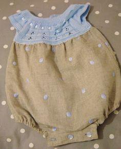 81 mejores imágenes de baby clothes handmade  a97f98079cb
