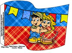 Bandeirinha Festa Junina: