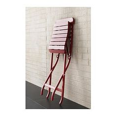 folding chairs outdoor dining dining chairs ikea patio red