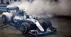 Nico Rosberg Clinches 2017 Formula 1 Championship #F1 #Mercedes