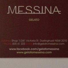 Messina: Possibly Sydney's finest ice cream
