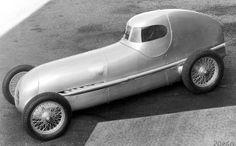 Mercedes-Benz W25 Rennlimousine, 1934