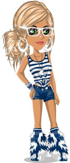 Outfit #34 Moviestarplanet
