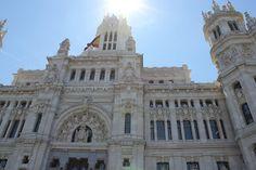 andreessroes fotos: Este es el Palacio de Correos actual sede del ayun...