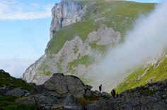 A great hike to Kvalvika Beach, Lofoten Islands, Norway.