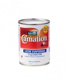 Carnation leche evaporada 12 oz.
