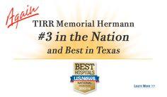 TIRR Memorial Hermann | ... Studies Meet the Researchers TIRR Memorial Hermann Research Center