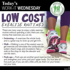 Daily Exercise Routines, Exercise Videos, Healthy Tips, Healthy Meals, Healthy Recipes, Fitness Tips, Health Fitness, Tone It Up, Easy Workouts