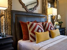 HGTV Dream Home 2014 Master Bedroom | Pictures and Video From HGTV Dream Home 2014 | HGTV