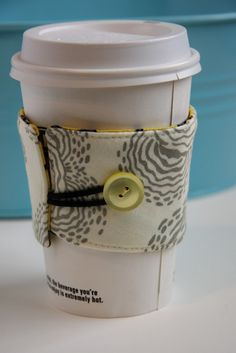 cute coffee cup cover