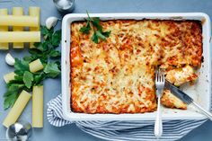 Cannelloni Ricotta, Food Obsession, Lasagna, Food Inspiration, New Recipes, Risotto, Food And Drink, Veggies, Low Carb