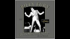 Billy Fury - Do You Really Love Me Too (Fools Errand) 1963 Billy Fury, Thoughts Of You, 50s Vintage, Do You Really, The Fool, Rock And Roll, Scene, Singer, My Love