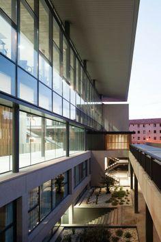 University Campus of Segovia / Ricardo Sánchez González + José Ignacio Linazasoro Rodríguez