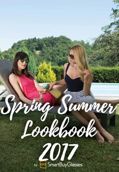 Check out our Spring and Summer Lookbook to discover amazing sunglasses trends for this summer! #findwhatyoulove #findyourorange