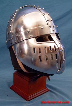 """""""Crusader Spagenhelm"""" by Therionarms"""