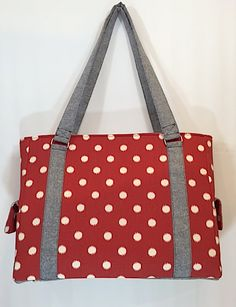 The Sloan Bag by Sew